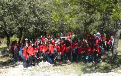 Grazalema 2012 – 1º ESO – Día 1