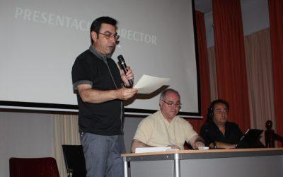 El P. José Manosalvas Eslava, nuevo director titular del Colegio Virgen del Carmen