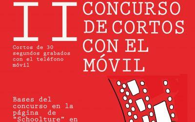 Concurso de cortos con el móvil. Proyecto Schoolture del Colegio Virgen del Carmen (2)