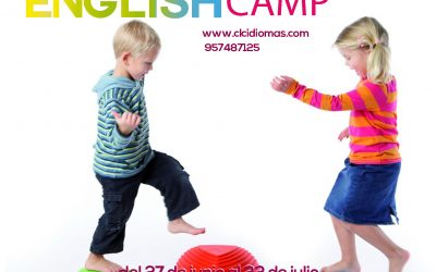 English Camp 2016 en nuestras instalaciones