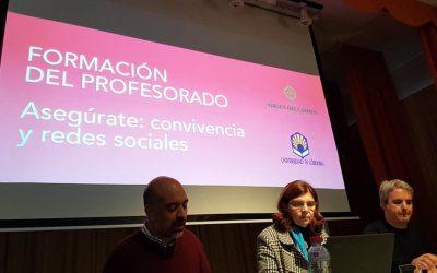 I JORNADAS FAMILIA Y EDUCACIÓN. ASEGÚRATE: CONVIVENCIA Y REDES SOCIALES