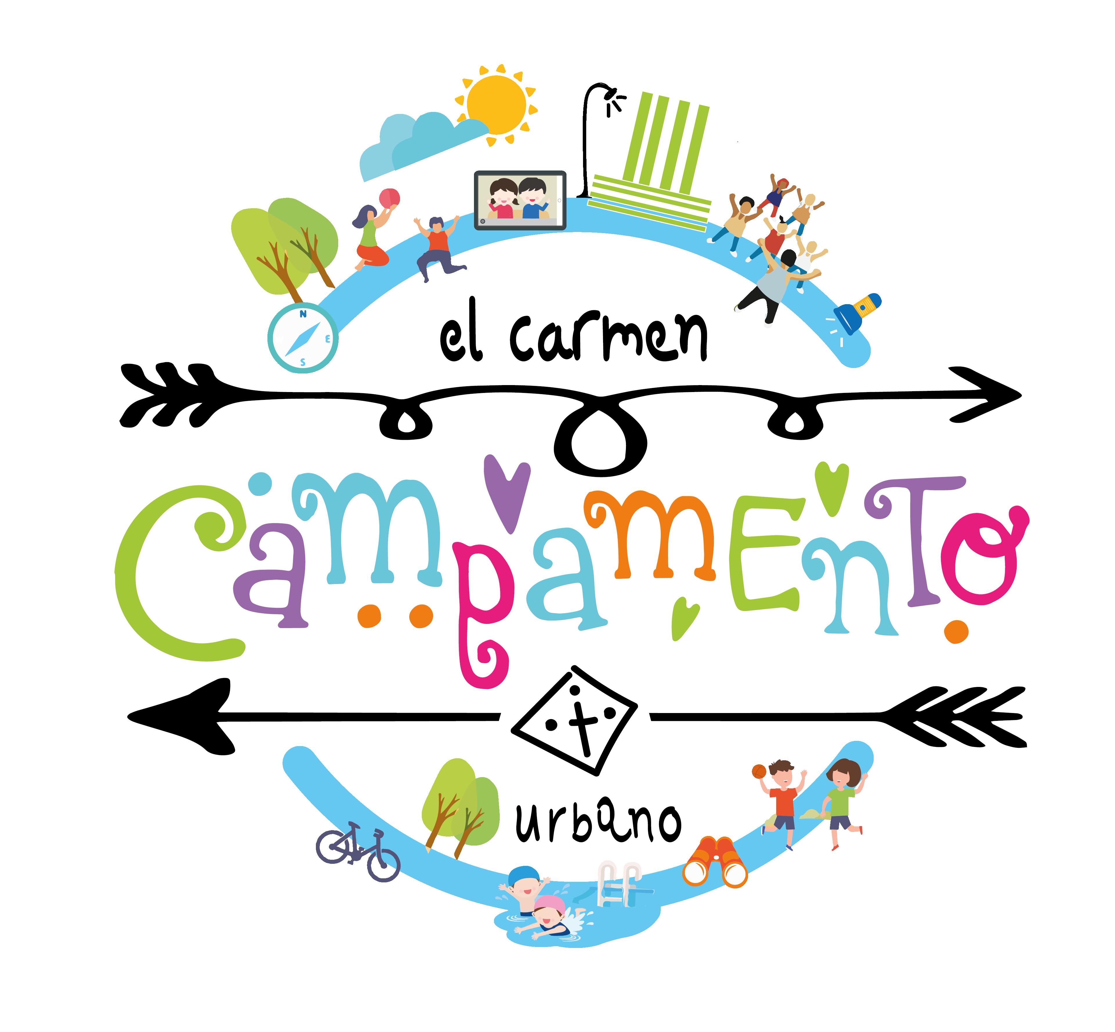 Porque tus sueños son los nuestros, clave imagen principal de la campaña de a de matriculaciones de bachillerato, Colegio Virgen del Carmen - Carmelitas Descalzos - Córdoba